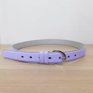 Vintage Lavender Belt
